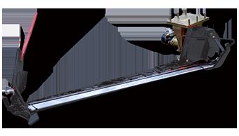 attrezzature professionali - cutter bar - barra falciante - energreen macchine professionali