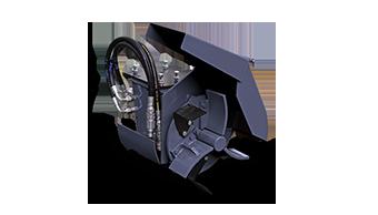 attrezzature professionali - ditch cleaners - fresa fossi - energreen macchine professionali