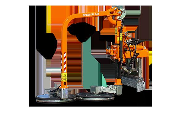 raiber discovery 840 - falciatrice guardrail - attrezzature professionali energreen