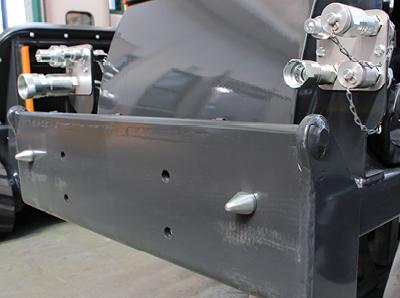 robomax attacco sollevatore anteriore