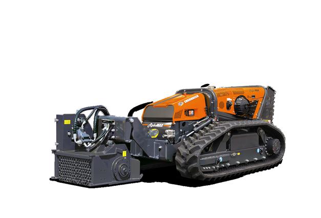 robomax - attrezzature - stone crusher - frantumasassi - energreen macchine professionali