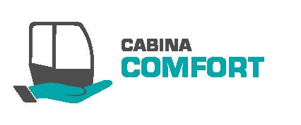 cabina comfort energreen ilf - macchina semovente idrostatica