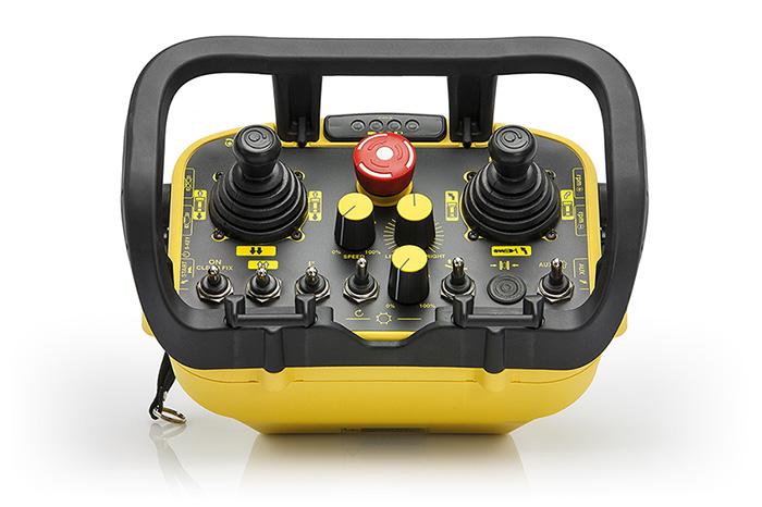 robomidi - radiocomando - robo multifunzione da pendenza - porta attrezzi radiocomandato - energreen macchine professionali