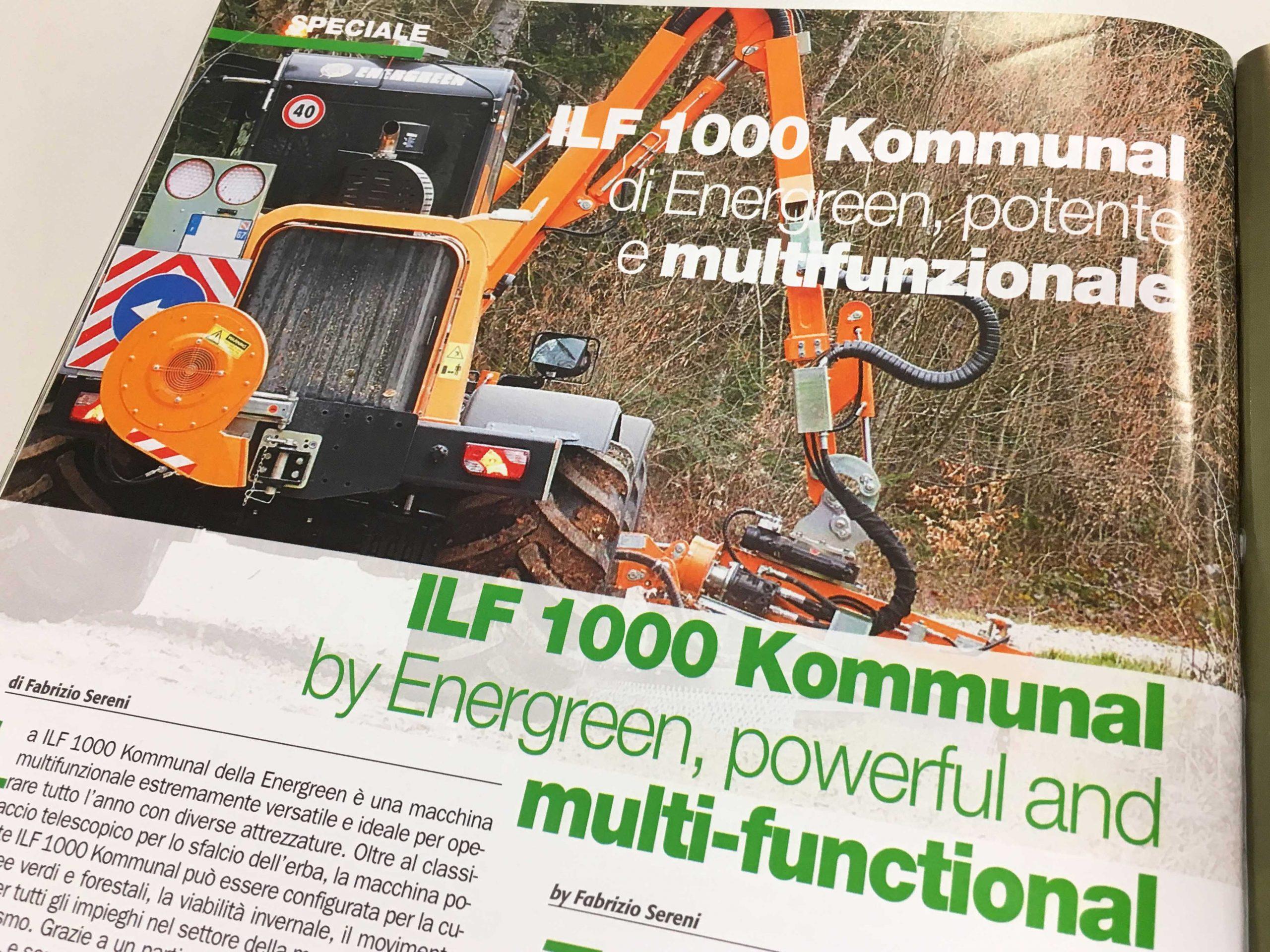 Nuova ILF 1000 Kommunal by Energreen