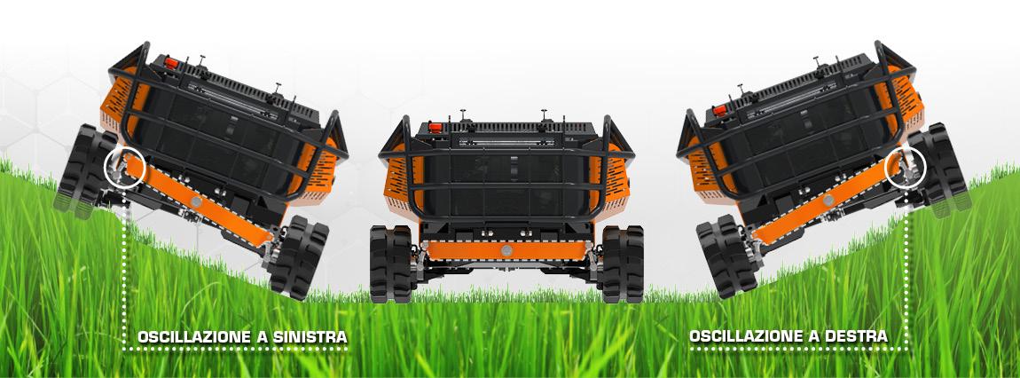 robomini - cingoli oscillanti - energreen macchine professionali