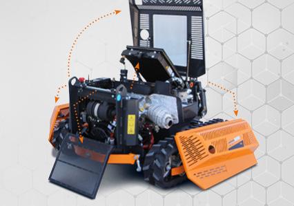 robomini - manutenzione facile - energreen macchine professionali