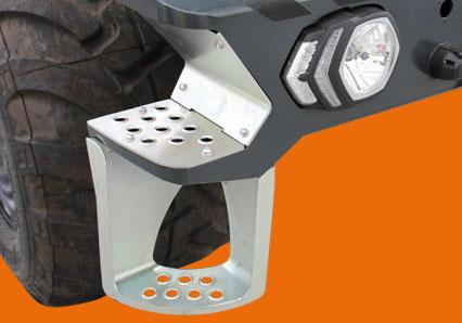 ilf athena - gradini incorporati - energreen macchine professionali