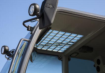 ilf athena - oblo in cabina - visibilità - potature aeree - energreen macchine professionali