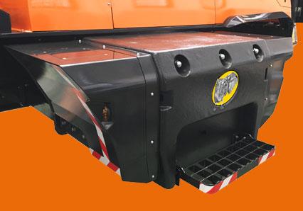 ilf athena - zavorra mobile - scalino - energreen macchine professionali