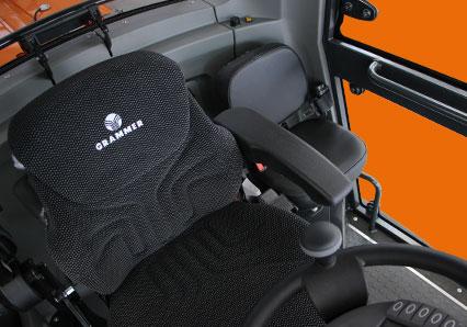 ilf alpha - cabina biposto - energreen macchine professionali