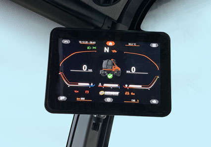 ilf alpha - display eci - energreen macchine professionali