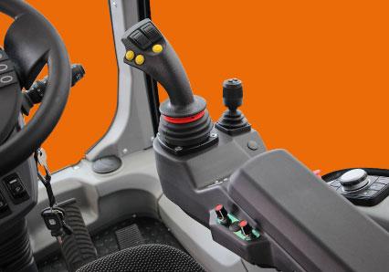 ilf alpha - joystick proporzionale - energreen macchine professionali