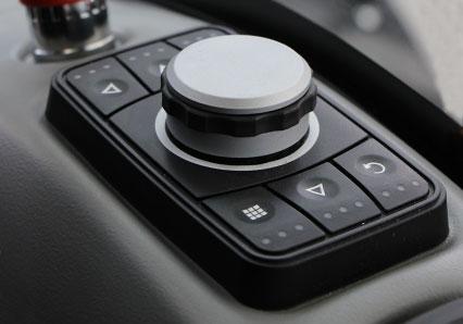 ilf alpha - manopola di navigazione - energreen macchine professionali