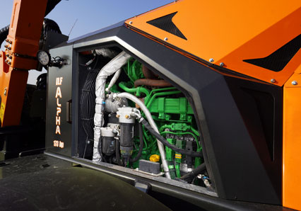ilf alpha - motore john deere - energreen macchine professionali