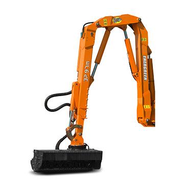 ilf alpha - braccio 3P - braccio multifunzionale - energreen macchine professionali