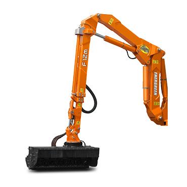 ilf alpha - braccio f - braccio multifunzionale - energreen macchine professionali