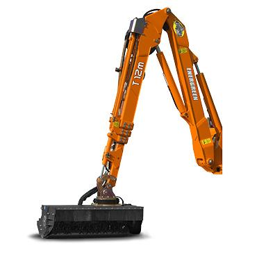 ilf alpha - braccio t - braccio multifunzionale - energreen macchine professionali