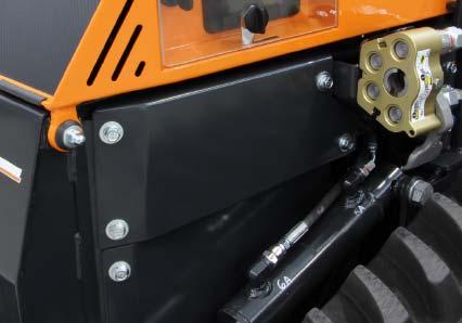 roboevo - protezione componenti - energreen macchine professionali