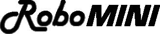 logo robomini - porta attrezzi radiocomandato cingolato - energreen macchine professionali