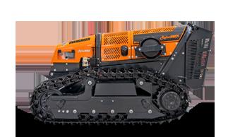 robomidi - robo multifunzione da pendenza - porta attrezzi radiocomandato - energreen macchine professionali