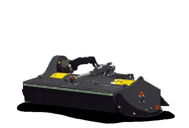 roboevo - attrezzatura - testata trinciante - head 130 - energreen macchine professionali
