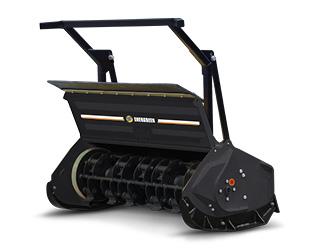 roboevo - attrezzatura - testata forestale - mazze - forestry 130h - energreen macchine professionali