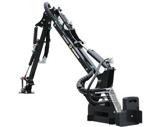 roboevo - attrezzature - braccio - arm - trimmy - energreen macchine professionali