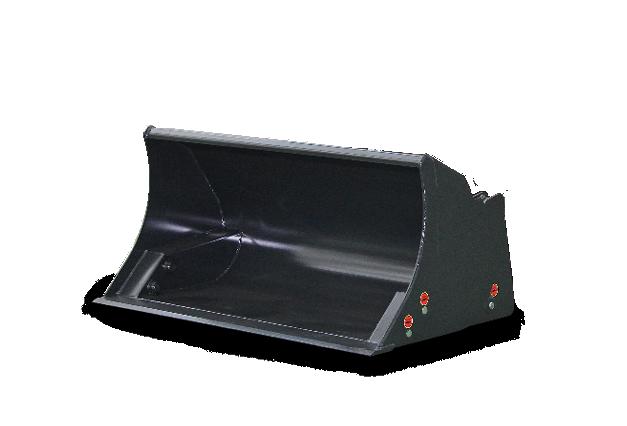 roboevo - attrezzatura - benna - bucket - energreen macchine professionali