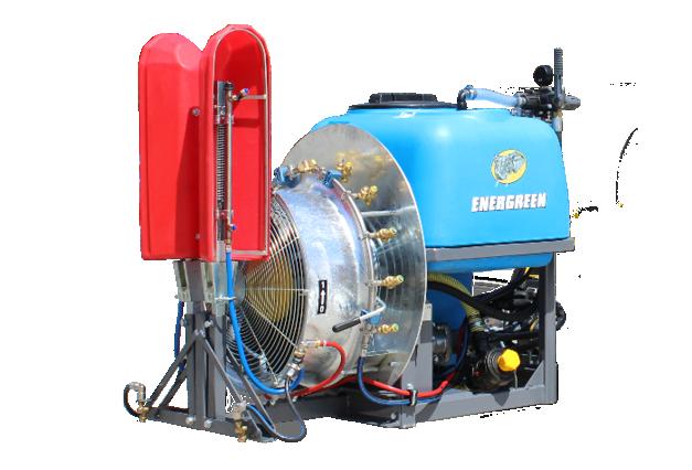 roboevo - attrezzatura - atomizzatore - sprayer - energreen macchine professionali