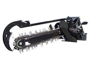 roboevo - attrezzatura - catenaria - trencher - energreen macchine professionali