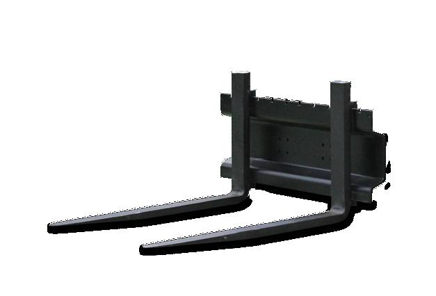 roboevo - attrezzatura - forche - forks - energreen macchine professionali