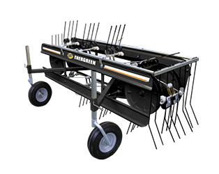 roboevo - attrezzatura - ranghinatore - rake - energreen macchine professionali