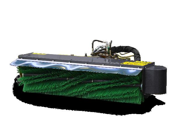 roboevo - attrezzatura - spazzatrice - brush - energreen macchine professionali