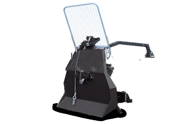 roboevo - attrezzatura - verricello forestale - forestry winch - energreen macchine professionali