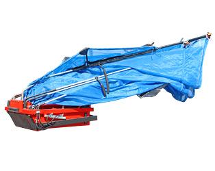 roboevo - attrezzatura - ombrello raccoglitore - umbrella - energreen macchine professionali