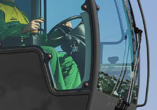 ilf aspen - visibilità - decespugliatrice professionale - energreen macchine professionali