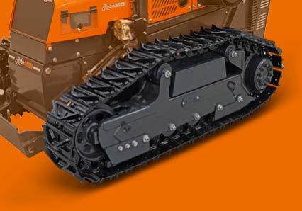 robomidi - cingoli acciaio - robot multifunzione - energreen macchine professionali