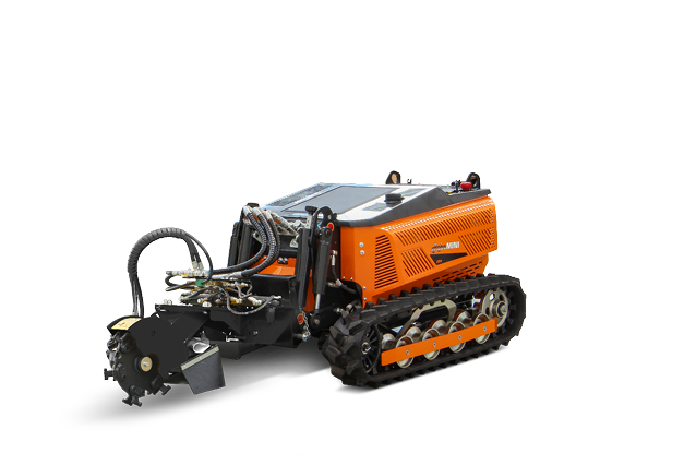 robomini - attrezzature - stump grinder - frsaceppi - energreen macchine professionali