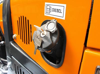robomax - trinciatrice forestale - tappo antifurto - energreen macchine professionali