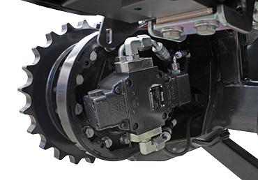 robomax - trinciatrice forestale - riduttore - energreen macchine professionali