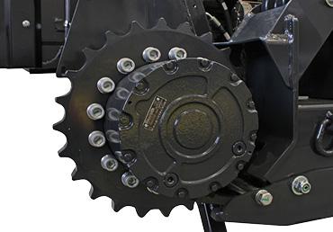 robomax - trinciatrice forestale - ruota dentata - energreen macchine professionali