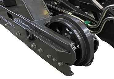 robomax - trinciatrice forestale - tensionatore cingolato - energreen macchine professionali