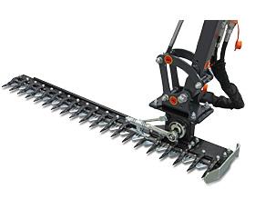 roboevo - attrezzatura - trimmy - barra siepi - energreeen macchine professionali