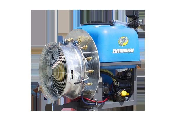 roboevo - attrezzatura - atomizzatore - sprayer - energreeen macchine professionali
