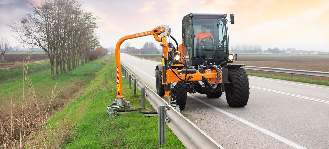 attrezzature professionali - raiber - lavori stradali - energreen macchine professionali