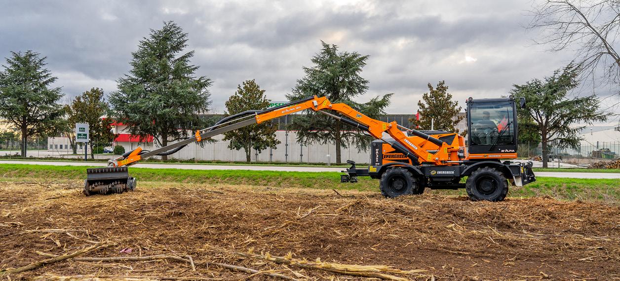 ilf - alpha - testata forestale - lavori forestali - energreen macchine professionali