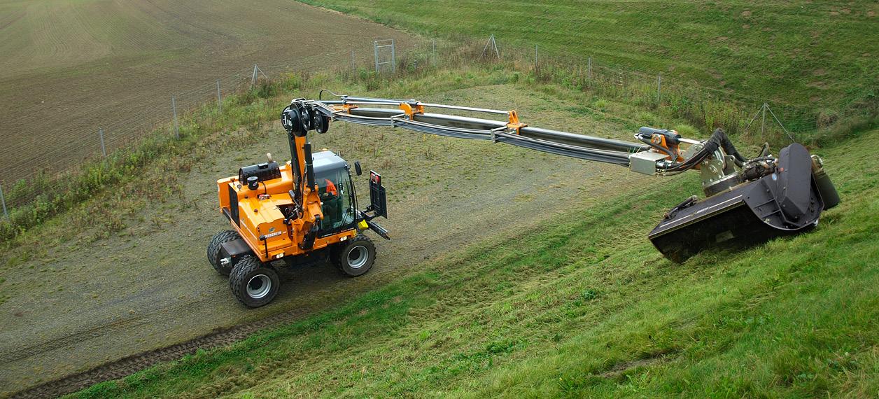 ilf - b2000 - testata da erba - manutenzione del verde - energreen macchine professionali