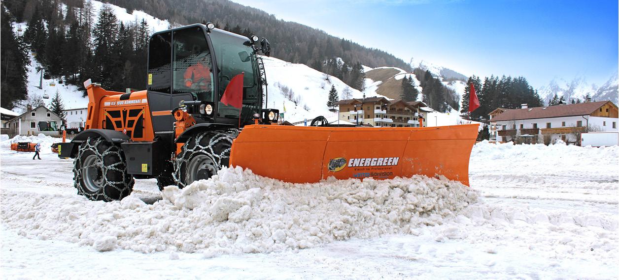 ilf - kommunal - lama da neve - viabilità invernale - energreen macchine professionali